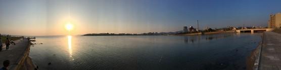 宍道湖パノラマ