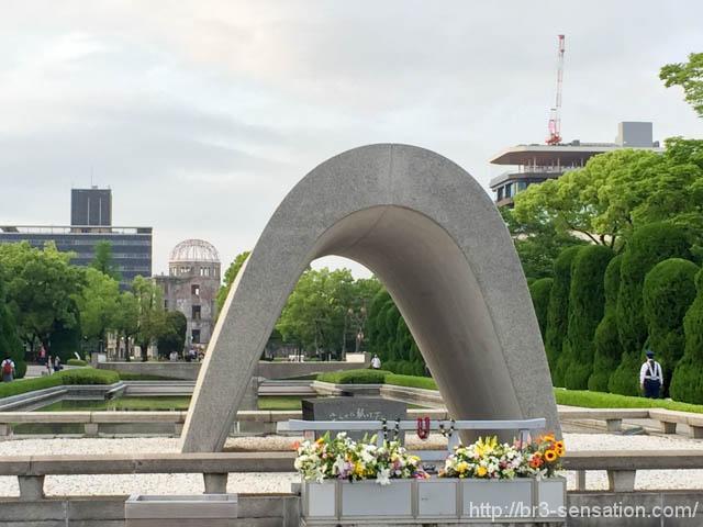 オバマ大統領、広島訪問前日の風景